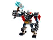 76169 L'armure robot de Thor