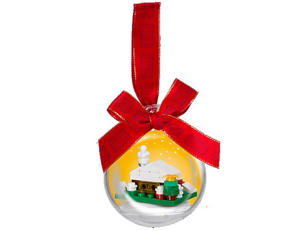 850949 Décoration de Noël La cabane des neiges