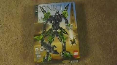 Bionicle Review Tuma