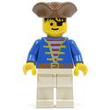 Pirate tricorne 2-6285