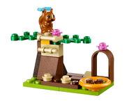 41017 L'écureuil et sa maison 2