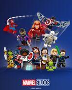 71031 Minifigures Série Marvel Studios 5