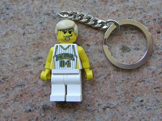 850689 Indiana Player Key Chain