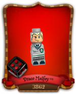 Carte Drago Malefoy-3862