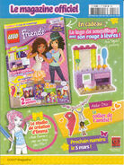 LEGO Friends 8 Encart
