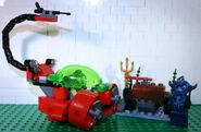 BM Atlantis - Tiefsee Tauchgang - Komplett