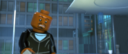 Lego the incredibles frozone