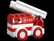 10917 Le camion de pompiers