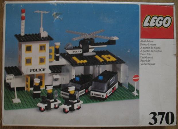 370 Police Headquarters