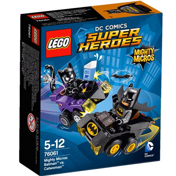 76061 Mighty Micros: Batman vs Catwoman