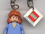 851026 Mary Jane Key Chain