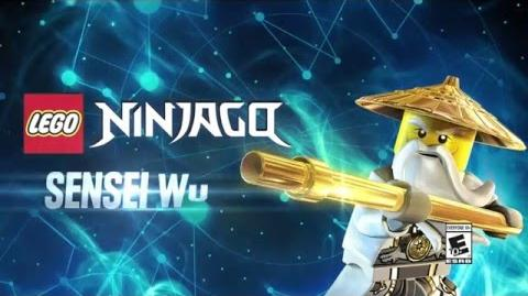 Character Spotlight Sensei Wu LEGO Dimensions