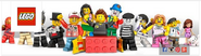 LEGO Youtube Header