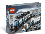 10219 Maersk Container Train