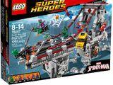 76057 Web Warriors Ultimate Bridge Battle