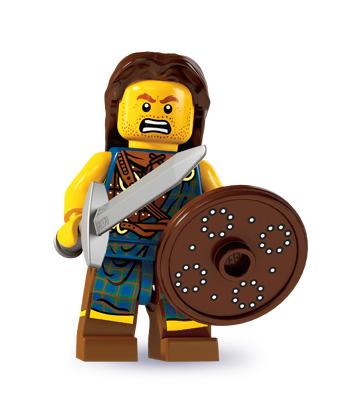 Keltischer Krieger