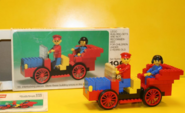 Aqntique car out of box