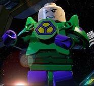 Armor Lex Luthor
