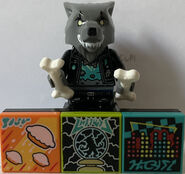 Werewolf Drummer