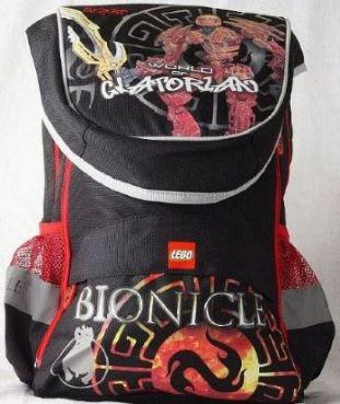 BIONICLE World of Glatorian Backpack
