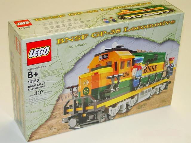 10133 Burlington Northern Santa Fe Locomotive