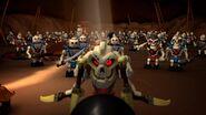 Armée squelette-La légende de Ninjago