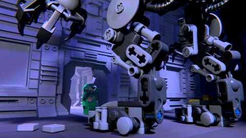 LEGO® Ideas 007 -- Exo Suit