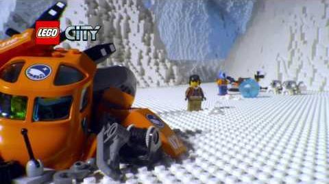 LEGO City Arktis Power Item - 60034