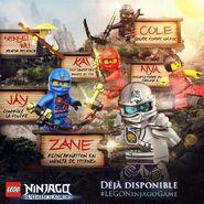 LEGO Ninjago L'Ombre de Ronin 15