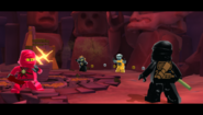 LEGO Ninjago L'Ombre de Ronin 5