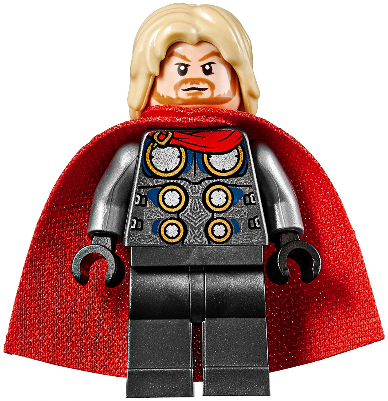 Helmet Thor Ragnarok Super Heroes Minifigure Lego Thor 76084 Red Cape