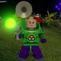 Lex Luthor (Combinaison appât)-Batman 3