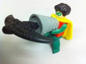 McDBat7 Robin Grappling Hook