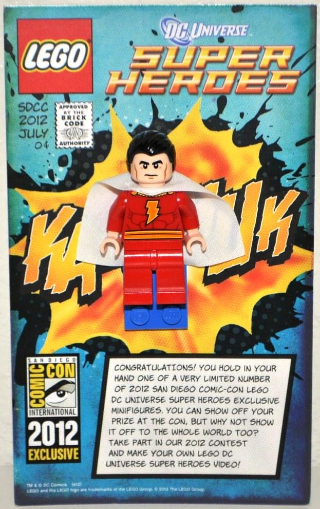 Comic-Con Exclusive Shazam! Giveaway