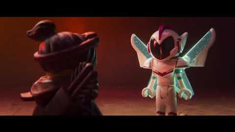 The LEGO Movie 2 The Second Part Clip Bring Me Your Fiercest Warrior