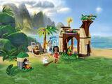41149 L'aventure sur l'île de Vaiana