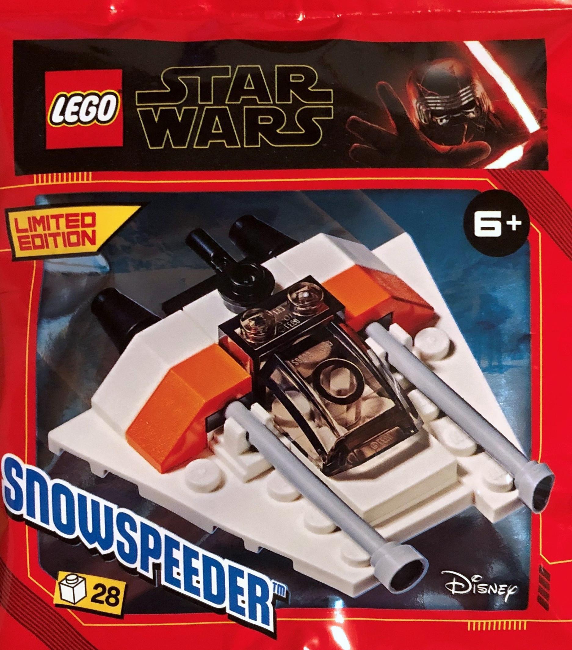 912055 Snowspeeder