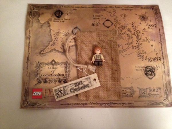 Comic-Con Exclusive Bilbo Baggins Giveaway