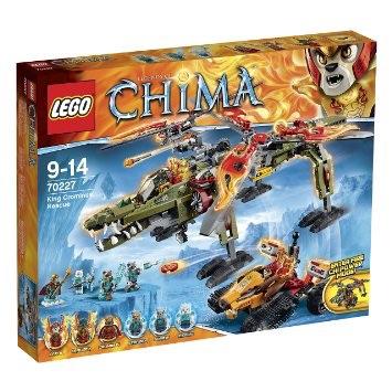 70227 King Crominus' Rescue