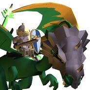 LB King's Dragon