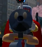 LEGO City Bob-omb