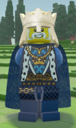 LEGO Worlds King