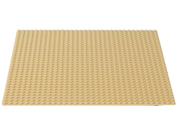10699 La plaque de base sable