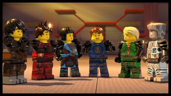 Spinjitzu Ninjas of Ninjago