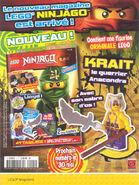 LEGO Ninjago 2 Encart