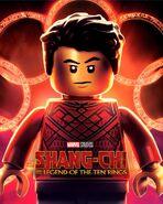 LEGO Shang-Chi poster