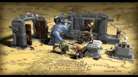 LEGO The Lord of the Rings - The Mines of Moria