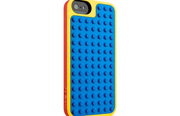 5002678 Belkin Brand iPhone 5 Case Yellow/Red