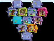 41435 Le cube de jeu de la jungle de Stéphanie 3