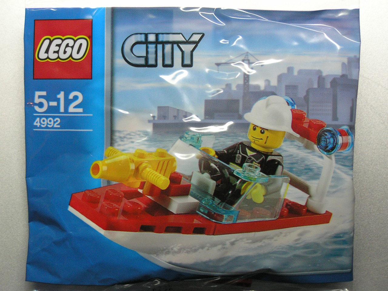 4992 Fire Boat
